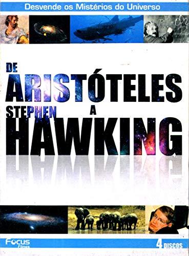 Box De Aristóteles A Stephen Hawking (4 DVDs)