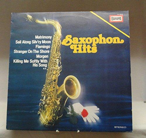 Saxophon Hits (& Orch. Herb Geller, Holger Voss) / Vinyl record [Vinyl-LP]