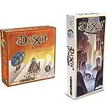 Asmodee, Dixit Odyssey, Gioco Di Societa, Edizione Italiana, 8005 & Asmodee Dixit Revelations, Gioco Da Tavolo, Colore, Dix09It