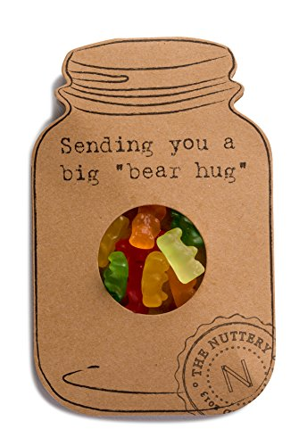 The Nuttery Novelty Greeting Cards (Sending you a big 'bear hug')