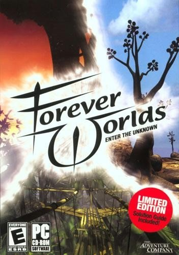 Find Discount Forever Worlds: Enter The Unknown Limited Edition