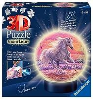Puzzeln in der dritten Dimension. Die ideale Geschenkidee für alle Pferde-Fans ab 6 Jahren. Hochwertige Kunststoffteile mit Easyclick Technology für passgenauen Zusammenhalt - stabil, ganz ohne Klebstoff Aus 72 hochwertigen Kunststoff-Puzzleteilen un...