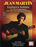 Guitarra Solista - 8 Flamenco Compostions in Tablature/CIFRA for Concert Performers