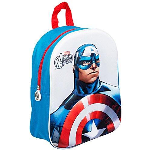 Sambros CAP-8114 Captain America EVA Junior Rucksack