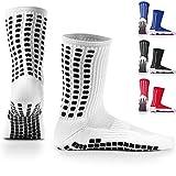 LUX Anti Slip Soccer Socks,Non Slip Football/Basketball/Hockey...