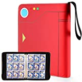 tombert 9-Pocket 720 Cards TCG Binder Compatible with Pokemon Trading Cards, Sleeves Card Carrying Case for Pokémon Cards, Baseball Cards, Yu-Gi-Oh, Skylanders, Top Trumps Yand Football Card.