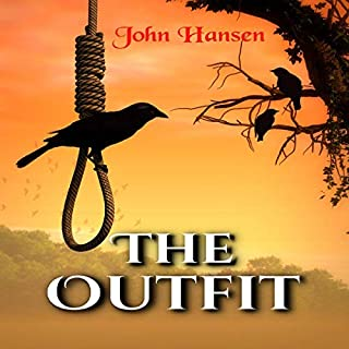 The Outfit audiobook cover art