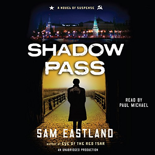 Shadow Pass audiobook cover art