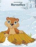 Livre de coloriage Marmottes 1