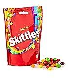 SKITTLES - Bonbons enrobés goût Fruits - Pochon de 174g