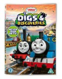 Thomas & Friends - Digs & Discoveries [DVD] [2019]