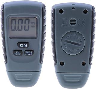 mewmewcat Medidor de Espessura de Revestimento LCD Medidor de Espessura de Tinta Digital Tester Tela de LCD Instrumentos d...