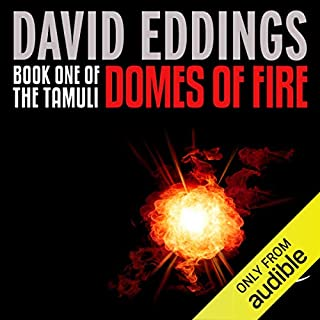 Domes of Fire audiobook cover art