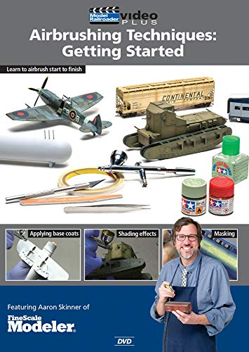 Airbrushing Techniques: Getting Started