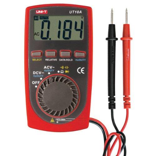 Uni-Trend UT10A Digital multimeter multimetro