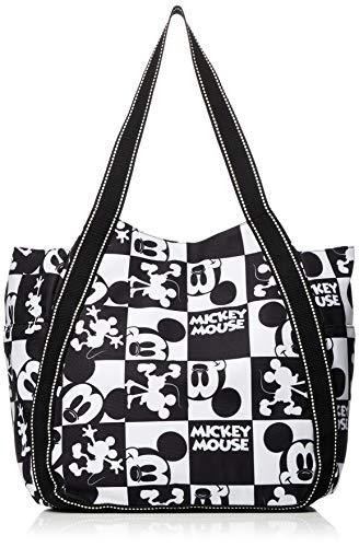[ディズニー] トートバッグ ミッキー ミニー 大容量 バルーントート A3サイズ DPMI-1003 レディース ミッキーマウス3