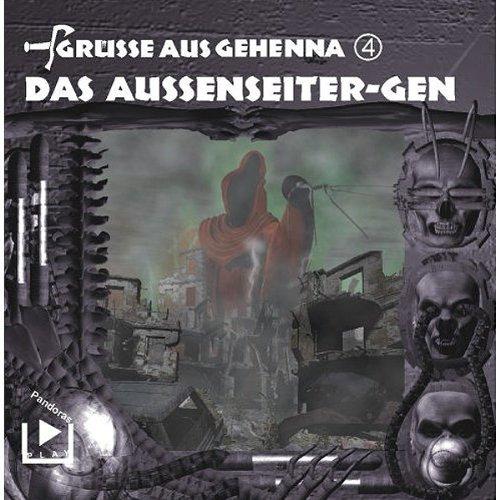 Das Aussenseiter-Gen (Grüße aus Gehenna 4) Titelbild