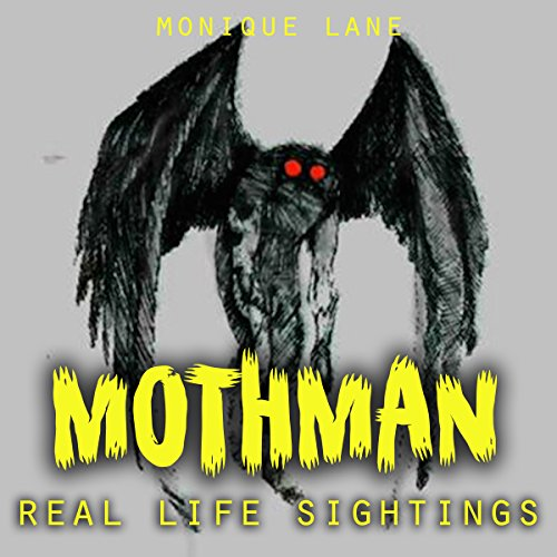 Mothman audiobook cover art