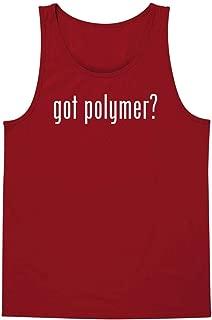 The Town Butler got Polymer? - A Soft & Comfortable Unisex Men's & Women's Tank Top