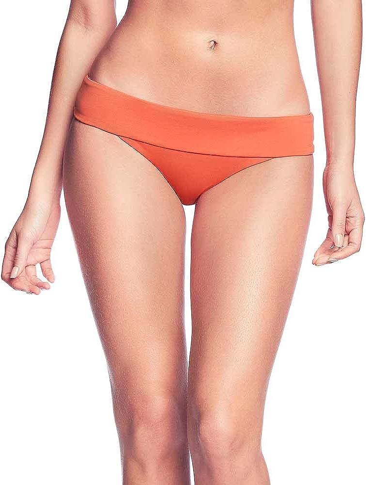 Maaji Women's Standard Bandana Reversible Cheeky Cut Bikini Bottom Swimsuit