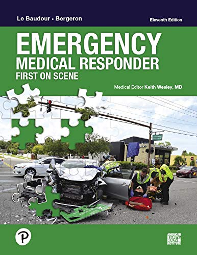 Emergency Medical Responder: First on Scene (2-downloads)