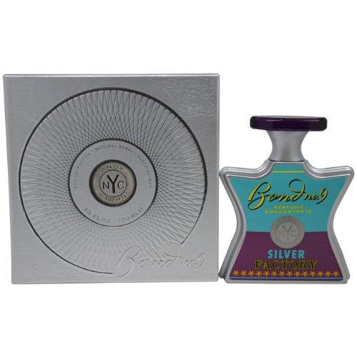 Bond No. 9 Andy Warhol Silver Factory By Bond No. 9 For Women Eau De Parfum Spray 3.4 Oz