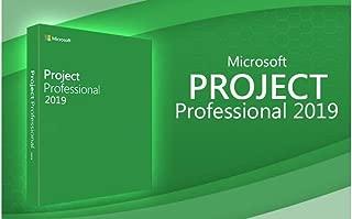 Project Professional 2019 32 bit/64 bit English International | PC | Download