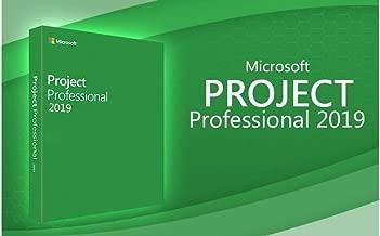 Project Professional 2019 32 bit/64 bit English International   PC   Download