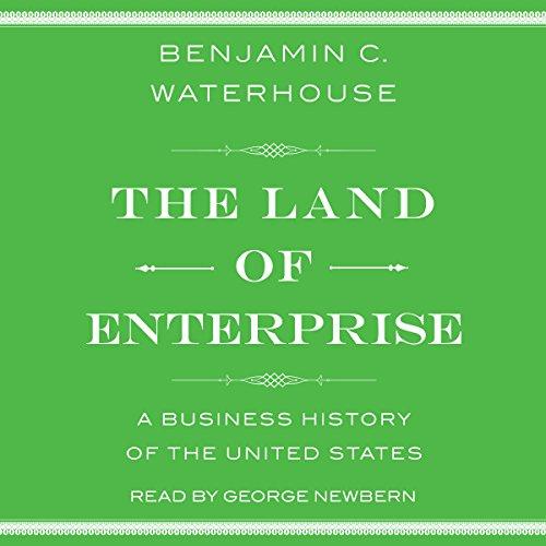 Couverture de The Land of Enterprise