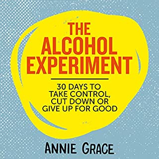 The Alcohol Experiment cover art