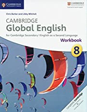 Cambridge Global English. Stages 7-9. Stage 8 Workbook: for Cambridge Secondary 1 English as a Second Language