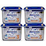 Almirón Profutura 3 Leche de Crecimiento en Polvo Desde los 12 Meses, Pack de 4x800g, Total 3.2kg