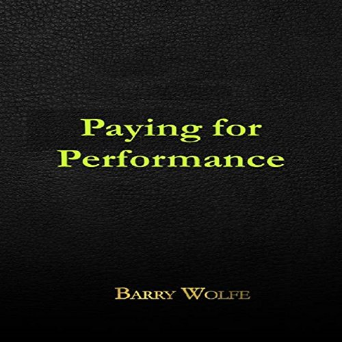 Paying for Performance Titelbild