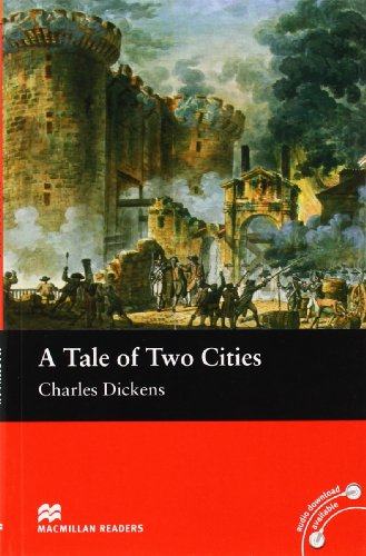 Macmillan Readers Tale of Two Cities A Beginner Without CDの詳細を見る