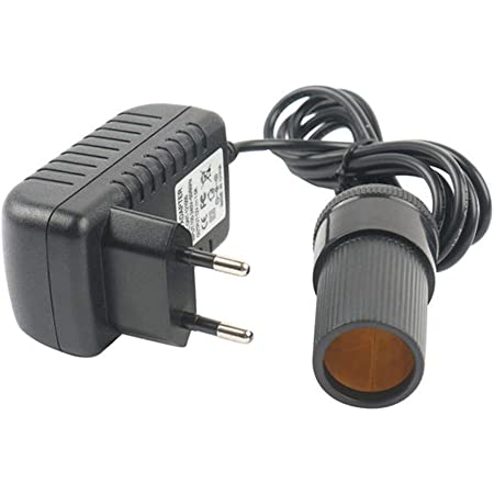Ac Dc Netz Adapter Mini Spannungswandler 220 V Auf 12 V Elektronik