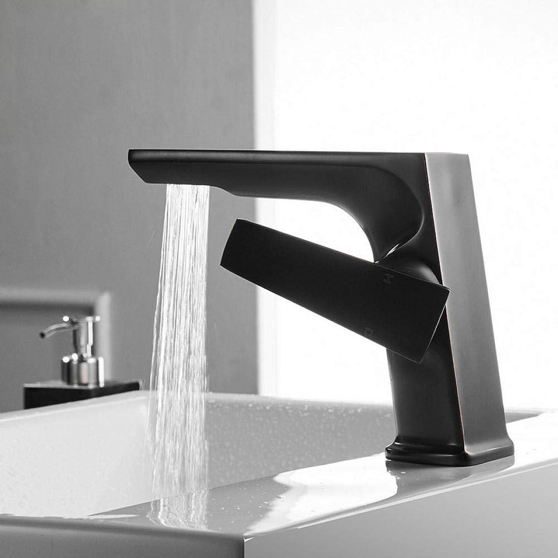 Becken Wasserhahn Retro Chrom Wasserhahn Wasserhhne Waschbecken Wasserhahn Einhand Loch Deck Vintage Wash Hot Cold Mischbatterie Kran