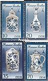 Prophila Collection DDR 3241I-3244I (kompl.Ausg.) 1989 Meißner Porzellan (III) (Briefmarken für...