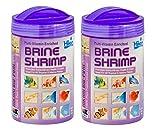 Hikari Brine Shrimp Fish Food [Set of 2] Size: 0.42 Ounce