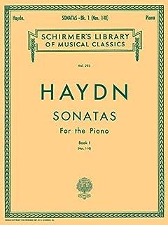 20 Sonatas - Book 1: Schirmer Library of Classics Volume 295 Piano Solo