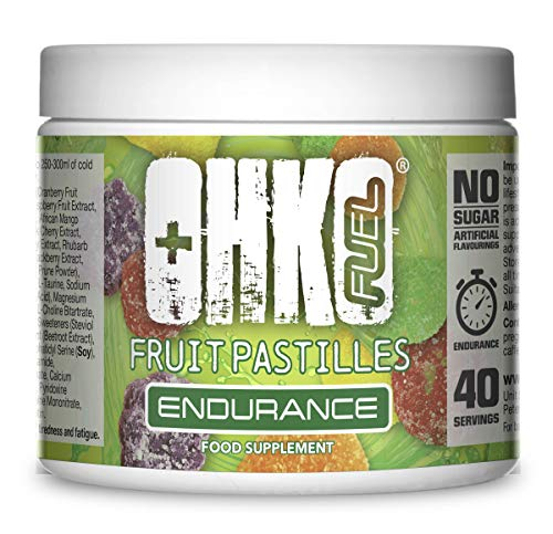 Endurance & Energy Drink Supplement Powder | Range of Delicious Flavours | The Ultimate Gaming Supplements from OHKO Fuel (Fruit Pastille)