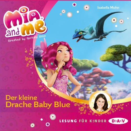 Der kleine Drache Baby Blue Titelbild