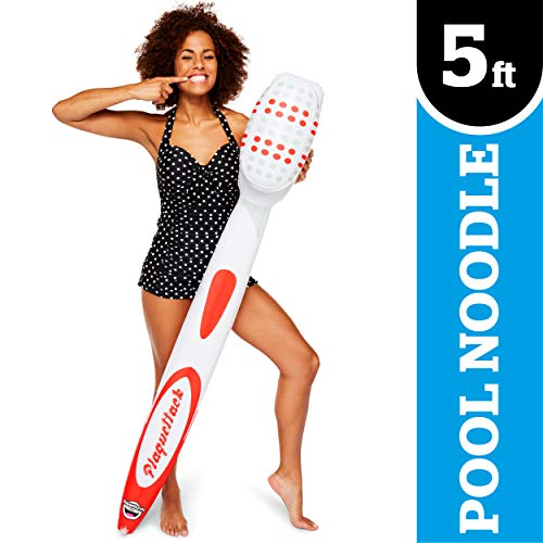 BigMouth Inc Novelty Pool Noodles (Toothbrush)