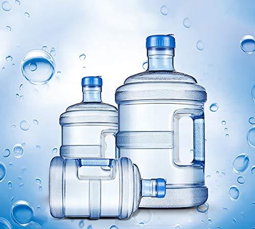 Bidón de agua Tanque de almacenamiento de calidad alimentaria cubos netos recipiente de almacenamiento de agua en los hogares tanque de almacenamiento del tanque de almacenamiento de pequeño con conte