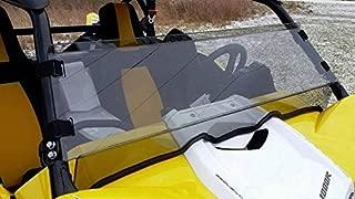 Yamaha YXZ 1000 Clear Front Half Windshield...A Full 1/4