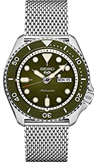 Seiko Men's 5 Sports Automatic Watch with Stainless Steel Strap, Silver, 22 (Model: SRPD75) (B087CDJD3M) | Amazon price tracker / tracking, Amazon price history charts, Amazon price watches, Amazon price drop alerts