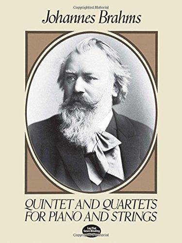 QUINTET & QUARTETS FOR PIANO & (Dover Chamber Music Scores)