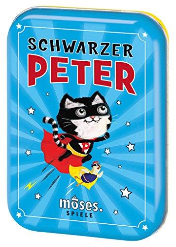 Moses Schwarzer Peter Bild