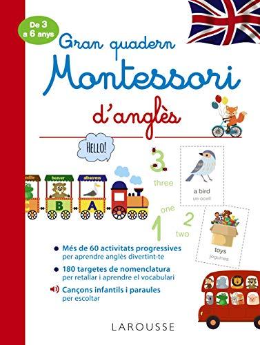 Gran quadern Montessori d