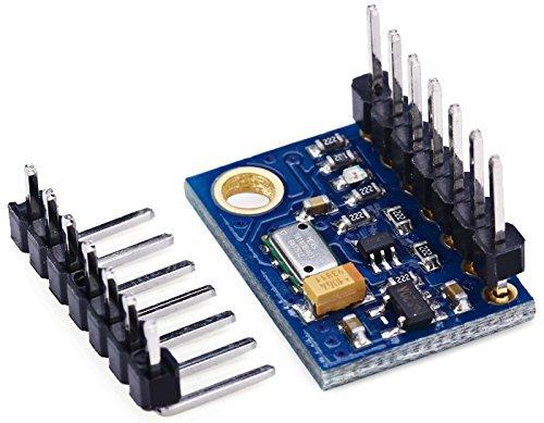 DollaTek GY-63 Precisión MS5611-01BA03 Multímetro de presión de la atmósfera Módulo del Sensor del altímetro