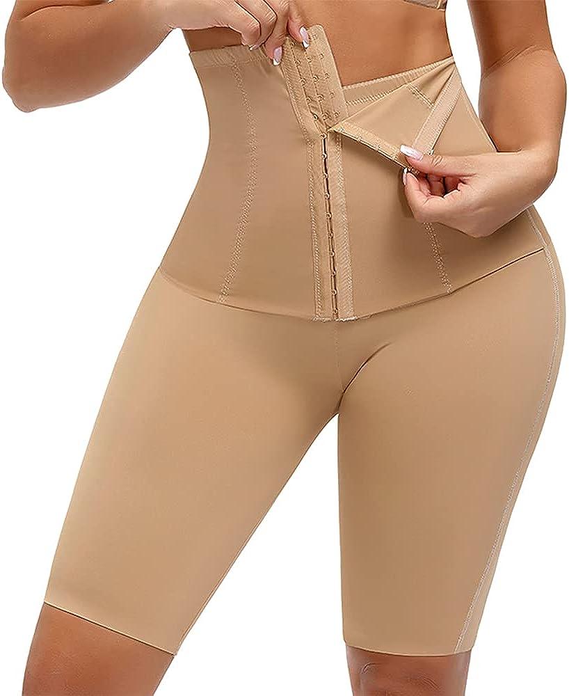 Body Shapewear for Women Girdles High Waisted Corset Leggings Waist Tummy Control and Butt Lifter Shaper